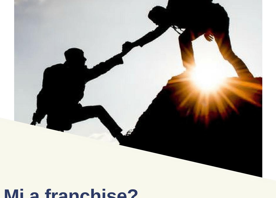 Mi a franchise?