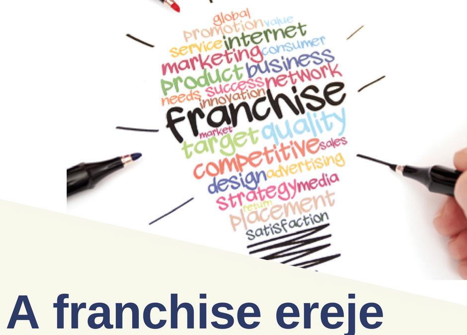 A FRANCHISE EREJE  – avagy csatlakozni egy bevált rendszerhez, vagy egyedül próbálkozni?