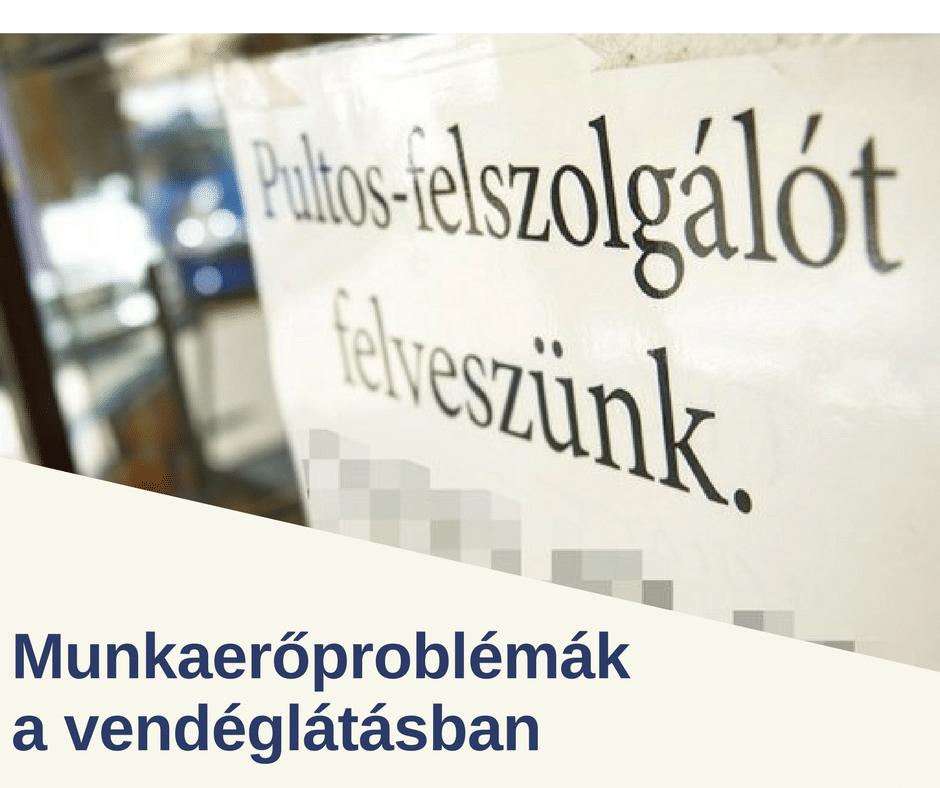 Creppygastrobusiness - Munkaerőproblémák